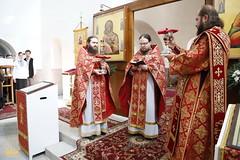 054. Patron Saints Day at the Cathedral of Svyatogorsk / Престольный праздник в соборе Святогорска