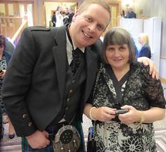 Me and Mairi (Just hit 5 million views) Tags: wedding northernireland inverness habost drumossiehotel nessbankchurch freechurchofscotlandcontinuing
