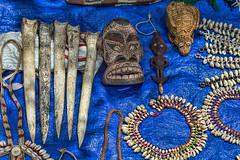Souvenirs, Bien Village, Papua New Guinea (bfryxell) Tags: souvenir papuanewguinea oceania melanesia sepikriver bienvillage