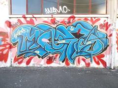 147 (en-ri) Tags: muro wall writing graffiti paolo blu rosa same ely dat met moser rosso azzurro crema alessandria gua tortona mose cavo sliviah