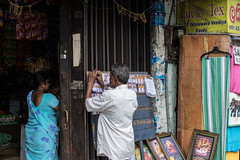 Lottery Ticket (Aadil Chouji Schiffer) Tags: road street city people person photography town village poor working hard streetphotography ticket sri lanka lottery srilanka ceylon roads selling sweep kandy buying kandyan togger streettogger sweepticket