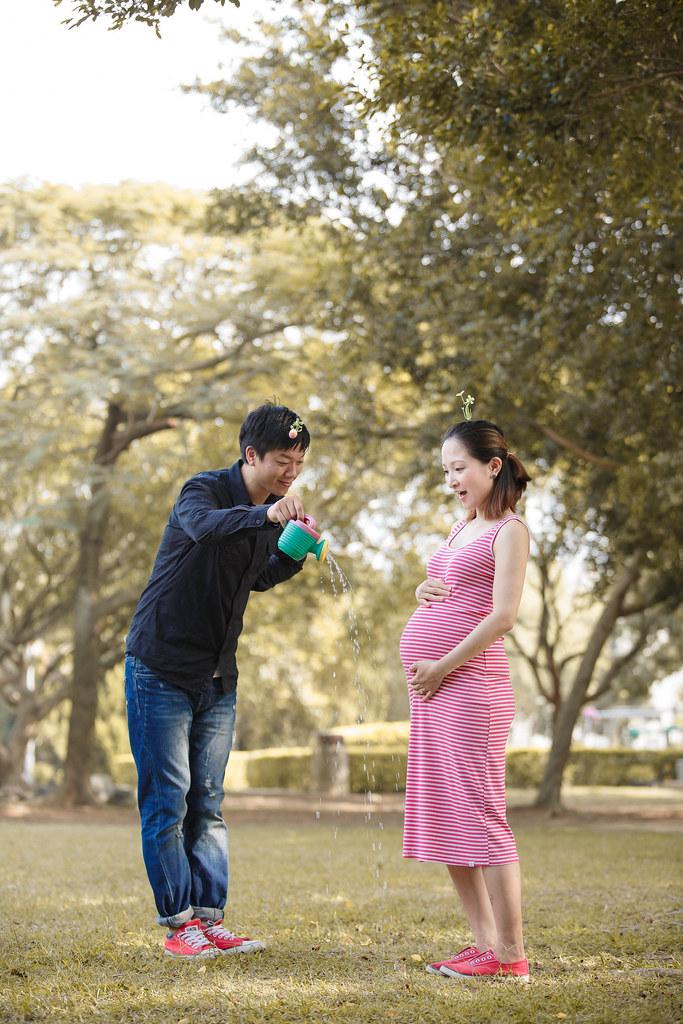 孕婦寫真,孕婦攝影,公園孕婦,稻田孕婦,海邊孕婦,時尚孕婦,Lion&Lys09
