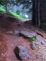 Ascenso a Refuge d'Espuguettes II (Manolo Moliner) Tags: walking senderismo pyrénées pirineos randonnée gavarnie midipyrénées hautespyrénées pirineocentral