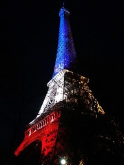 Fluctuat Nec Mergitur (Jeremy Flavien | jeremyflavien.com) Tags: paris france tower novembre tour eiffel 13 nec 2015 fluctuat mergitur