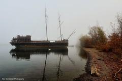pirateship in fog (Rex Montalban Photography) Tags: fog niagara hdr pirateship rexmontalbanphotography