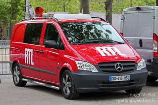 RTL | Mercedes Vito