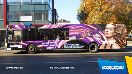 Info Media Group - Rimmel, BUS Outdoor Advertising,  11-2015 (1)