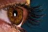 Orsola (Caterina Zito) Tags: macro eye closeup eyes nikon eyelashes makeup greeneyes occhi extremecloseup eyelash occhio ragazza reverselens ciglia 50mmnikon