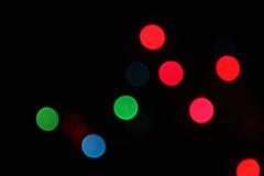 Christmas lights (Benny2006) Tags: christmas color colors lights random background outoffocus