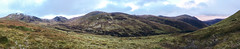 Crn Mairg Range Pano (MarcProudfoot) Tags: scotland munros glenlyon