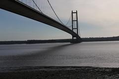 The Humber Bridge (Myrfyn) Tags: humberbridge humber bridge hull hessel