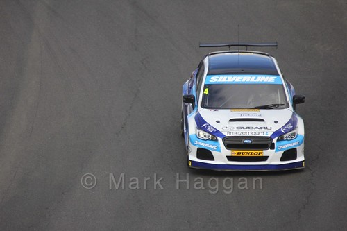 Colin Turkington during the BTCC Brands Hatch Finale Weekend October 2016