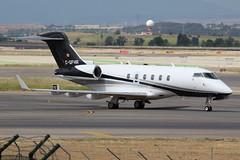 C-GFHR Bombardier Challenger 300 @ Madrid Barajas Airport 27th May 2014 (_Illusion450_) Tags: aeropuerto adolfosuárezmadrid–barajasairport adolfosuárez madridbarajasairport adolfo suárez madrid–barajas airport madridairport 27514 270514 cgfhr challenger300