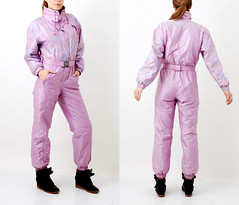 il_fullxfull.1059311168_12zf (onesieworld) Tags: 80s 90s fashion ski sport skisuit snowsuit onepiece onesie shiny nylon jumpsuit catsuit sexy female lady babe ass butt fetish kink