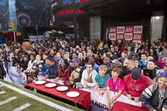 EA Sports Madden Event in Times Square (ProductionsNewYork) Tags: second newyork eventproduction timessquare