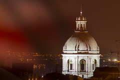 _MG_3961 (Arthur Pontes) Tags: lisbonpantheon pantheon lisbon night cpula cupula luz city hotizonte arco religio anjos freguesia view vista portugal noite rio river tejo varanda