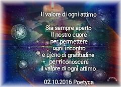 Il valore di ogni attimo (Poetyca) Tags: featured image immagini e poesie sfumature poetiche