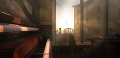 BlackholeSun (Ravishou) Tags: ravischou chamber sunlight virtualworld secondlife