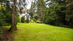 front lawn (grahamrobb888) Tags: nikond800 sigma20mmf18 birnam tighnabeithe perthshire scotland autumn garden lawn villa