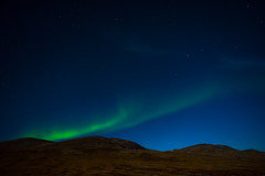 Northern Lights Alesjaure (diHib) Tags: 2016 alesjaure auroraborealis autumn bigdipper brown color colour europe fall green karlavagnen kungsleden landscape laponia mountains nature northerneurope northernlights outdoor scandinavia sweden thekingstrail