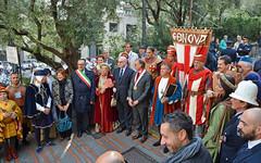 Colombo2 (Genova città digitale) Tags: giornata cristoforo colombo 12 ottobre 2016 genova casa usa compagna