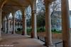 Autunno, all'imbrunire (Gian Floridia) Tags: fall milan rotondadellabesana autunno colonnato dusk foliage imbrunire porch porticato portico