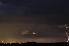 Lightning Strikes (Spookwoman) Tags: lightening ireland strikes weather skies