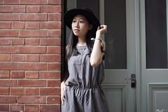 _MG_7664 (Neil Photo Studio) Tags:                                      taipei taiwan taiwanuniversity nationaltaiwanuniversity blackhat black hat canon portraits primelens prime lens model mrt ntu