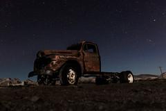 Rhyolite-75.jpg (Travis Fike) Tags: lightpainting night landscape outdoors starpoints deathvalley architecture environment wideangle stars longexposure rhyolite