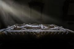 Sleeping Knight (Jurzyk Works) Tags: knight salzburg sony walimex 12mm austria alpha 6000 st peters archabbey church kirche ritter