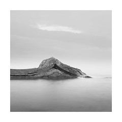 ==^= (Nick green2012) Tags: seascape square minimal cloud long exposure layers