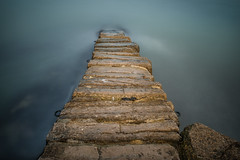 Swanage - England (Nobsta) Tags: fuji xt2 nik colorefex water wasser dorset england küste coast swanage