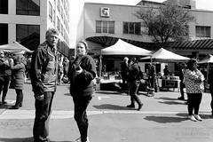 20161023-03-Tasmanian Farm Gate market randoms (Roger T Wong) Tags: 2016 australia bw hobart rogertwong sel2470z sony2470 sonya7ii sonyalpha7ii sonyfe2470mmf4zaosscarlzeissvariotessart sonyilce7m2 tasmania tasmanianfarmgate blackandwhite market mono monochrome people stalls