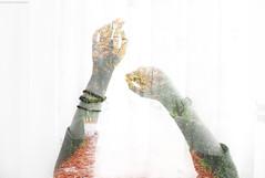My life will be forever Autumn. (palaabrasusadas...) Tags: autumn otoño montaje photoshop photography photo photographer photograph photographie foto fotografía manos hands photoshopcreativo brazos exposición body cuerpo textura texture paisaje parque park retiro blanco bosque árboles trees forest