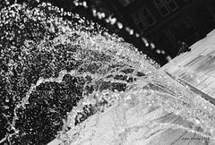 Nottingham Film 2016 (Blinkles) Tags: nottingham film ilford signs sky people streetart fountains windows university pigeons