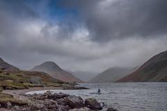 WastWaterKayak061116-6147 (RobinD_UK) Tags: wast water kayak paddle cumbria lake district wasdale