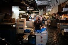 DSCF0167 (keita matsubara) Tags: tsukiji ichiba market   tokyo japan