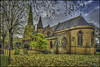 Church of the Holy Sepulchre, Northampton 2 (Darwinsgift) Tags: church holy sepulchre northampton northamptonshire hdr photomatix nikkor 24mm f35 pce d mf nikon d810