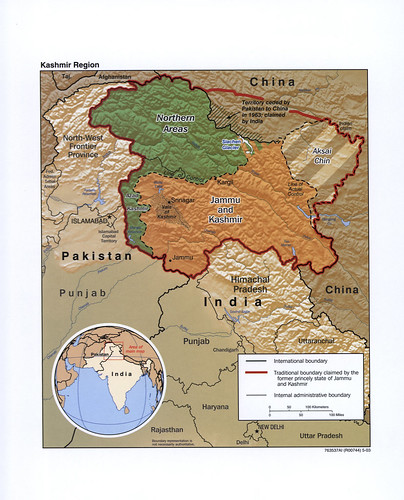 2003 Kashmir Region, From FlickrPhotos