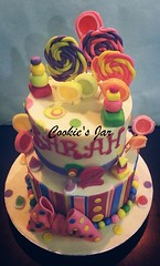 candy land (virsingh77) Tags: girl cookiesjar cake candyland kids
