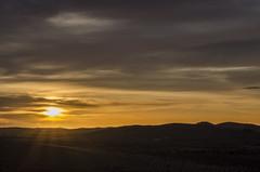 Kalabity sunset (Eduardo_il_Magnifico) Tags: sunset sky cloud colour goldenhour light outdoors outback australia southaustralia kalabity bimbowrie weekeroo fieldtrip hills rural nikond7000 sigma1770mm tripod