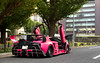 Murcieneno. (Alex Penfold) Tags: lamborghini murcielago veneno pink supercars supercar super car cars autos alex penfold 2016 japan tokyo
