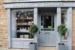 Bakerlot @ Cookies Deli Mill Street Oakham Rutland Christmas 2016 (@oakhamuk) Tags: oakhaminbloom oakham christmas shop window competition rutland
