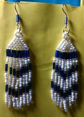 Orecchini (hatora) Tags: earrings beads perline orecchini
