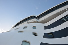 DSC_5129 (Vintage Alexandra) Tags: queen mary 2 cunard ocean liner transatlantic crossing cruise november photogrpahy sea maritime travel facade