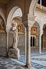 Un rincón de la Casa de Pilatos (Javier Martinez de la Ossa) Tags: andalucía casadepilatos columnas escultura españa javiermartinezdelaossa mudejar patio sevilla