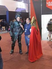 IMG_3538 (Ricardo Jurczyk Pinheiro) Tags: sopauloexpo jornal shera entrevista culturapop sbt sopaulo halo cosplay evento masterchief ccxp