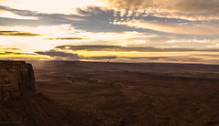 Orange Cliffs of Canyonlands NP (KeithRembisz) Tags: overlook canyonlands moab utah ptgui nodal ninja 50mm18g orange cliff