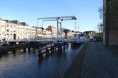 20161125 11 Zwolle - Pelserbrugje (Sjaak Kempe) Tags: 2016 herfst nederland niederlande netherlands overijssel zwolle pelserbrugje thorbeckegracht autumn holland