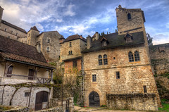 typical architecture of St Cirq (PhilHydePhotos) Tags: architecture autumn buildings fall france lesplusbeauxvillagesdefrance southoffrance stcirqlapopie themostbeautifulvillagesoffrance btiments